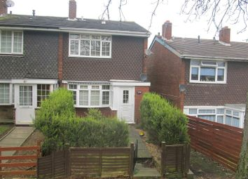 Thumbnail 3 bedroom end terrace house for sale in Millfield Avenue, Bloxwich, Walsall