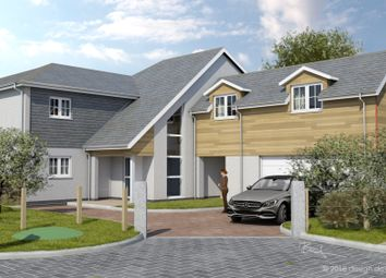 Thumbnail 5 bed detached house for sale in The Paddock, Hemerdon, Plymouth