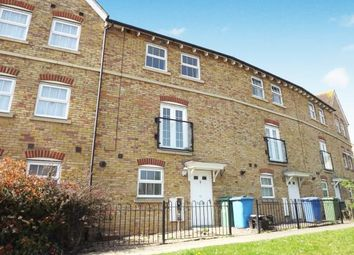 Thumbnail 3 bed terraced house for sale in Eveas Drive, Sittingbourne, Kent