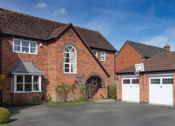 Thumbnail 4 bed detached house to rent in Abbeyfields Drive, Studley