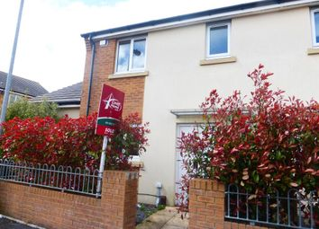Thumbnail 3 bed semi-detached house to rent in Caer Castell Place, Rumney, Cardiff