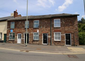 Thumbnail 3 bed terraced house for sale in West Exe South, Tiverton