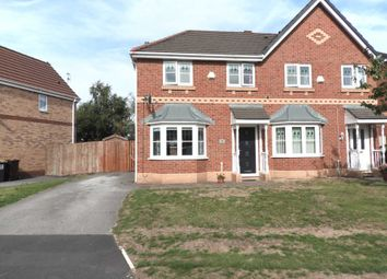 Thumbnail 3 bed semi-detached house for sale in Redwood Way, Kirkby, Liverpool