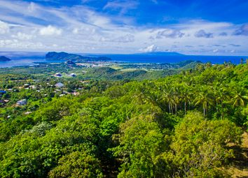 Thumbnail Land for sale in St Lucia Land For Sale With Jetliner Views, Vieux Fort, St Lucia