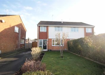Thumbnail 3 bed semi-detached house for sale in Anthony Road, Wroughton, Swindon