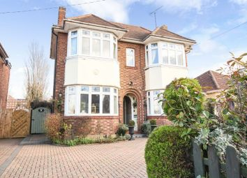 Thumbnail 3 bed detached house for sale in Pound Lane, Bowers Gifford, Basildon