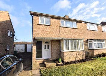 3 bed semi-detached house for sale in Glastonbury Close, Bletchley, Milton Keynes MK3