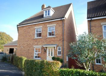 Thumbnail 3 bed town house for sale in Maunders Drive, Staverton, Trowbridge