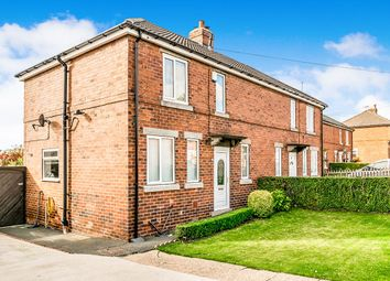 Thumbnail 3 bed semi-detached house for sale in Church Lane, Swillington, Leeds