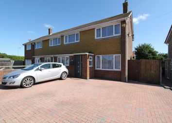 Thumbnail 4 bedroom semi-detached house for sale in St Richards Road, Deal