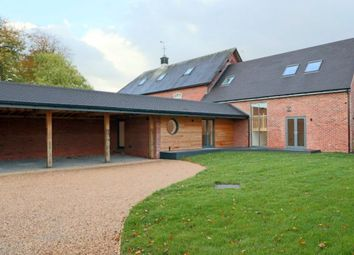 5 bed barn conversion for sale in School Lane, Caverswall, Stoke-On-Trent ST11