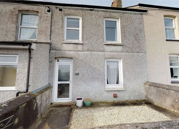 Thumbnail 2 bed terraced house for sale in Fore Street, St Stephen, St Austell, Cornwall