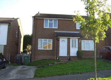 Thumbnail 2 bed semi-detached house to rent in Field Way, St Leonards-On-Sea, East Sussex