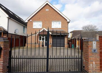 Thumbnail 5 bed detached house for sale in Mount Pleasant Lane, St. Albans