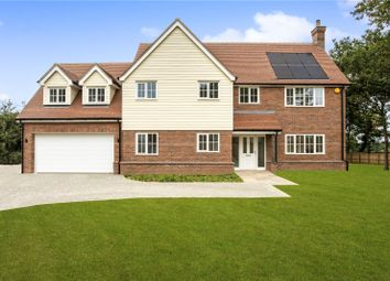 Thumbnail 4 bed detached house for sale in Plot 3, The Meadow, Grove Hill, Belstead, Ipswich