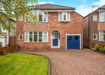 Thumbnail 4 bed detached house for sale in Colwyn Road, Bramhall, Stockport