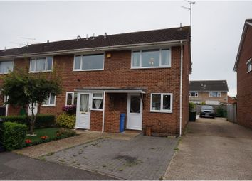 Thumbnail 2 bedroom end terrace house for sale in Hewitt Road, Poole