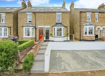 Thumbnail 3 bedroom semi-detached house for sale in Ware Road, Hertford