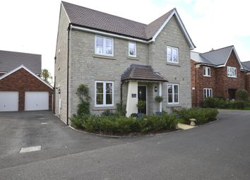 Thumbnail 4 bed detached house for sale in Zura Drive, Stoke Orchard