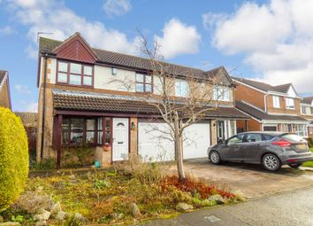 Thumbnail 3 bed semi-detached house for sale in Ryedale Close, Ashington