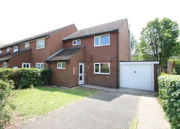 Thumbnail 3 bedroom end terrace house for sale in Edale, Wilnecote, Tamworth