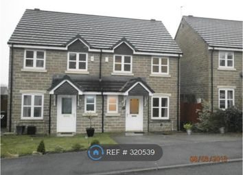 Thumbnail 3 bed semi-detached house to rent in Summerley Court, Idle, Bradford