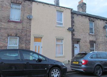 Thumbnail 2 bed terraced house to rent in Oswald Street, Carlisle, Cumbria