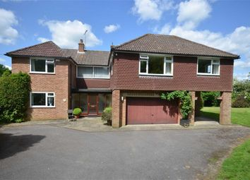Thumbnail 5 bed detached house for sale in Wrecclesham Hill, Wrecclesham, Farnham