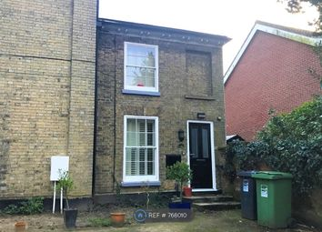 Thumbnail 2 bed semi-detached house to rent in Wells Road, Fakenham