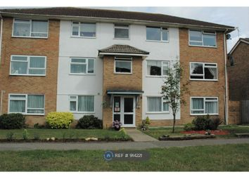 Thumbnail 2 bed flat to rent in Blandford Road, Poole