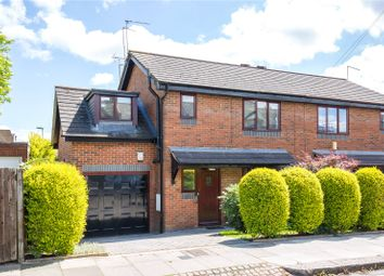 Thumbnail 3 bedroom semi-detached house for sale in Grove Road, North Finchley, London