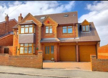 5 bed detached house for sale in Church Hill, Wednesbury WS10