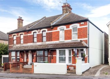 Thumbnail 2 bed end terrace house for sale in Sun Lane, Gravesend, Kent