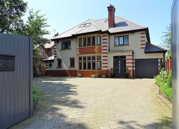 Thumbnail 5 bed detached house for sale in Church Avenue, Penwortham, Preston.