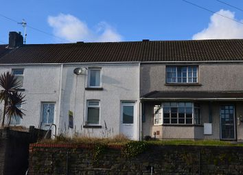 Thumbnail 2 bed terraced house for sale in Sway Road, Morriston, Swansea.