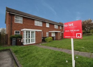 Thumbnail 2 bed maisonette to rent in High Street, Shirley, Solihull, West Midlands