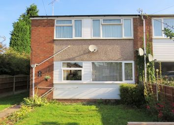 Thumbnail 2 bed maisonette to rent in Field View Close, Exhall, Coventry