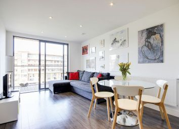Thumbnail 2 bed flat for sale in Mill Court, Essex Wharf, London