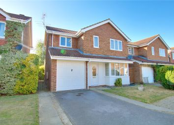 Thumbnail 4 bed detached house for sale in Chaffinch Close, Worthing, West Sussex