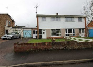 Thumbnail Semi-detached house to rent in Gibraltar Drive, Monmouth