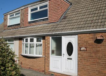 Thumbnail 2 bed semi-detached house for sale in Kildale Grove, Hartlepool