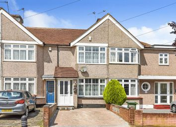 Thumbnail 2 bedroom terraced house for sale in Beverley Avenue, Sidcup