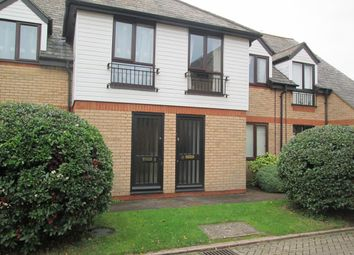 Thumbnail 1 bed flat to rent in Stamford Close, Royston
