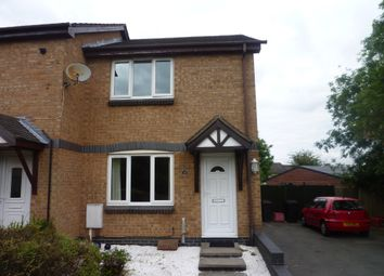 Thumbnail 3 bed semi-detached house to rent in Jarvis Way, Whitwick, Coalville
