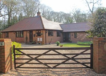 Thumbnail 4 bed detached bungalow for sale in Straight Mile, Ampfield, Romsey