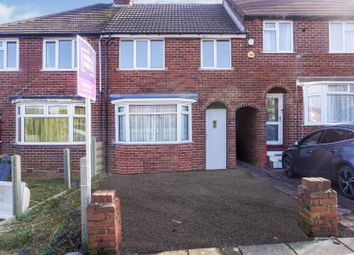 Thumbnail 3 bed terraced house for sale in Edenhurst Road, Birmingham