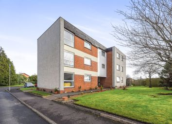 Thumbnail 1 bed flat for sale in Greenlaw Drive, Paisley
