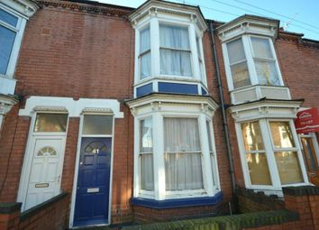 Thumbnail 3 bed terraced house for sale in Stuart Street, Leicester