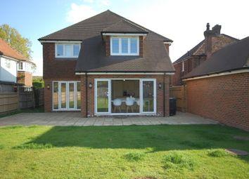 Thumbnail 4 bedroom property to rent in Highview Lane, Ridgewood, Uckfield