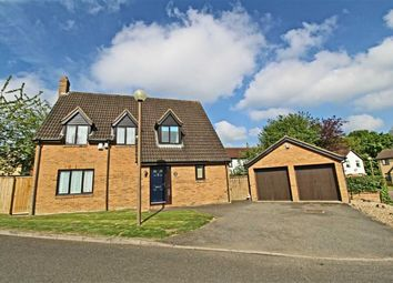 Thumbnail 4 bedroom detached house for sale in Blackwood Cresent, Blue Bridge, Milton Keynes